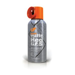 MATTE HED GAS